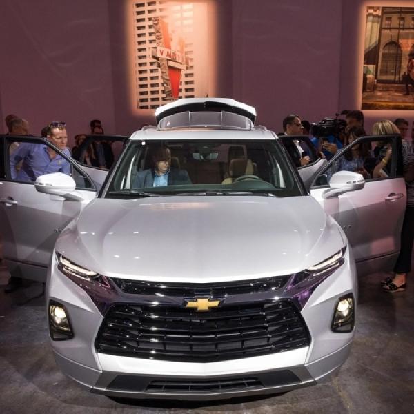 13 Tahun Menghilang, Chevrolet Blazer Hadir Kembali