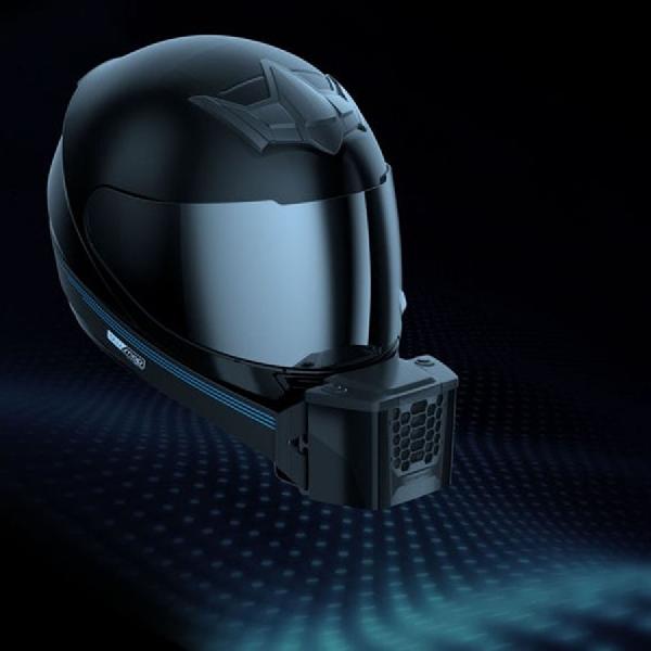 BluSnap Pendingin Helm Turunkan Suhu Saat Cuaca Panas