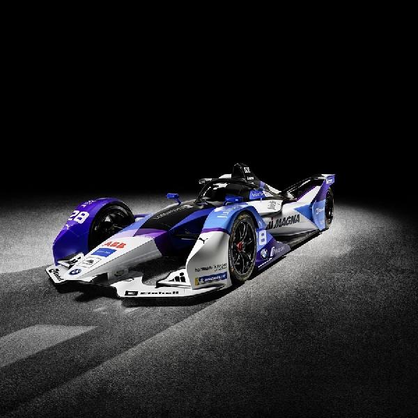 BMW Rilis Mobil  Formula E iFE 2.0 untuk Tim Andretti Motorsports