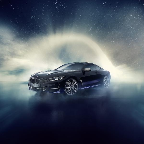 BMW Seri 850i Night Sky Diperindah dengan Aksen Meteorit