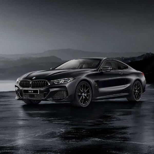 BMW 8-Series Frozen Black dan X5 'Pleasure' Edition Mengaspal di Jepang