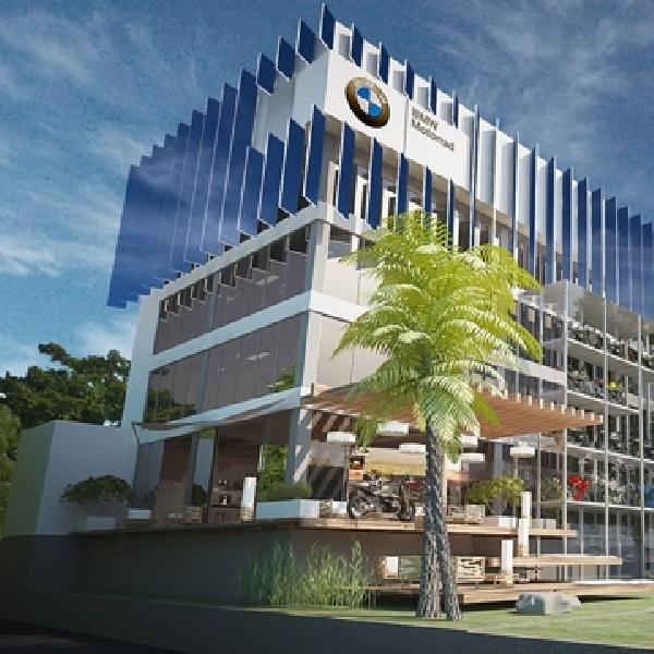BMW akan Buka Flagship Store Terbesar di Indonesia, Ini Bentuk Gedungnya