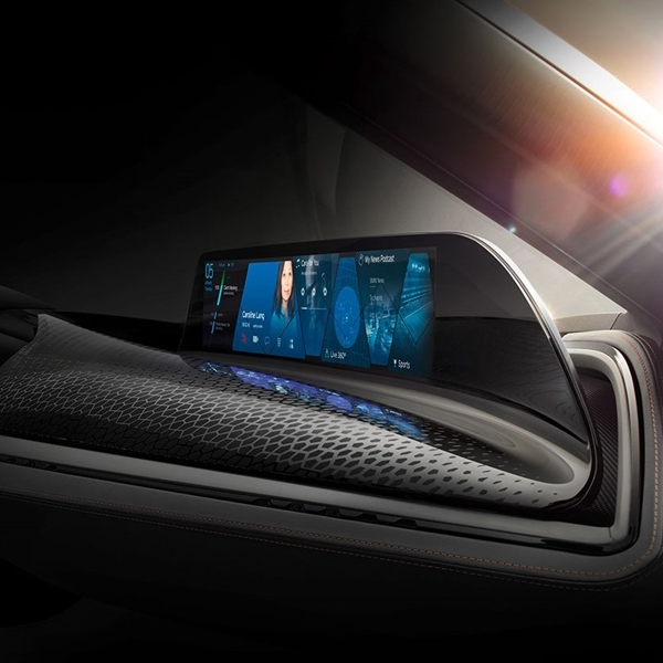 BMW Kenalkan Fitur AirTouch di CES 2016