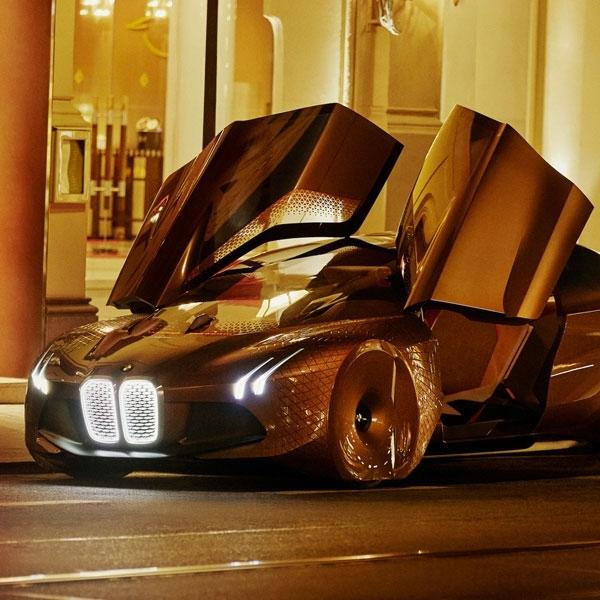 BMW Berambisi Jadi Pemimpin di Autonomous dan Connectivity