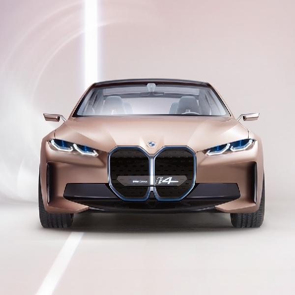 Siap-Siap, BMW i4 Meluncur Tahun Ini