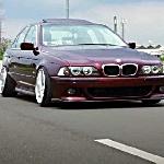 Gaya Calm BMW E39, Chamber, Klimis Tapi Galak Berkat Tech Pro