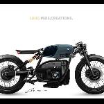 BMW ER80 Karya Luuc Muis Usung Gaya Retro Elektrik
