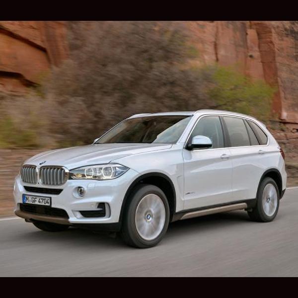BMW Pertegas X5 akan Hadir Lebih Cepat
