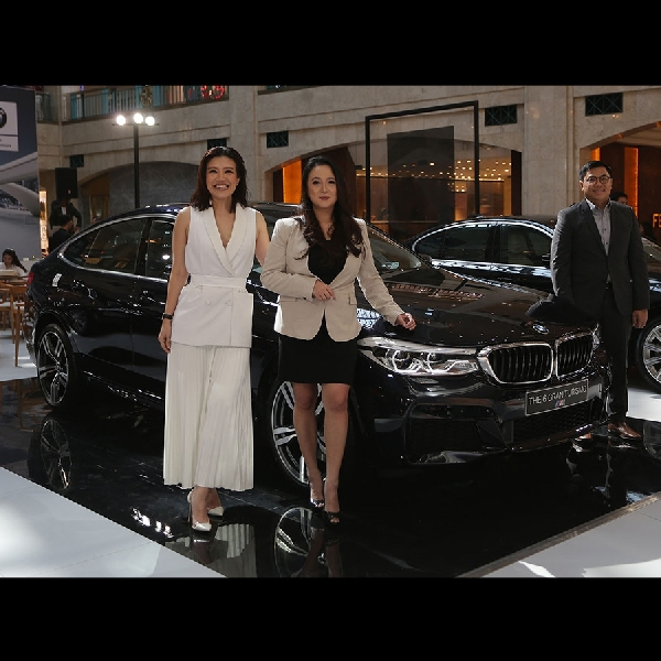 Gelar BMW Exhibition, BMW Group Perkenalkan  New 630i Gran Turismo M Sport