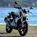 BMW G310 R, Motor Perdana Kolaborasi BMW Motorrad dan TVS