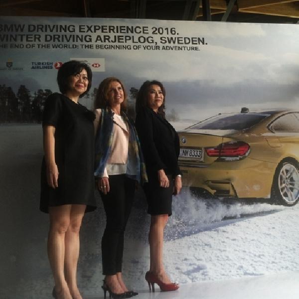BMW Ajak Konsumen Travelling ke Empat Benua