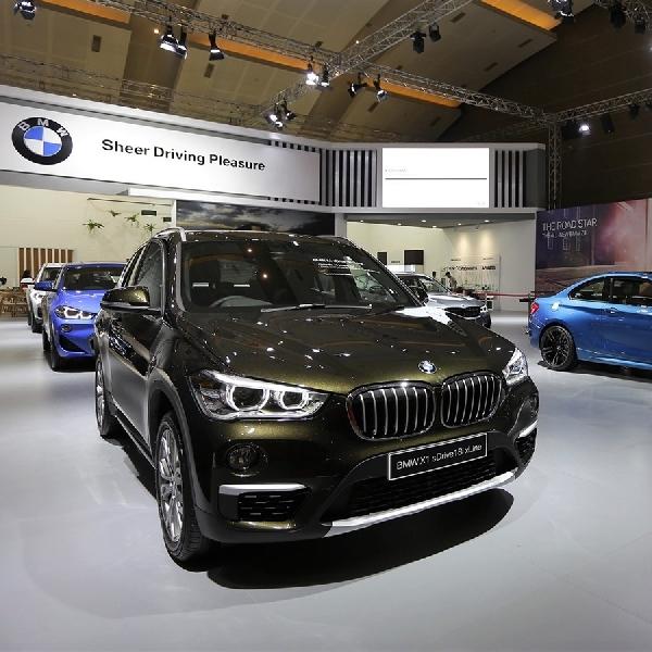 BMW Group Indonesia Catat Hasil Cemerlang di Ajang IIMS 2019