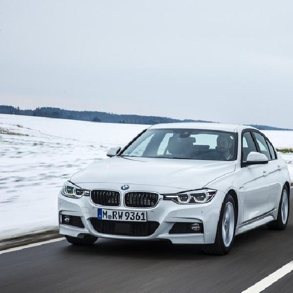 BMW Hadirkan Seri 3 iPerformance Bermesin Hybrid