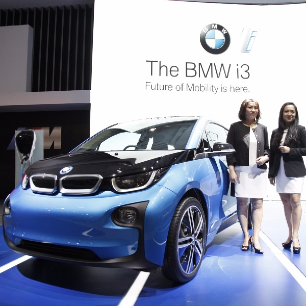 GIIAS 2017: BMW i3 - Rise of the Future Mobility