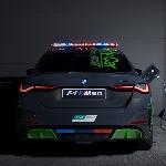 BMW i4 M50, Safety Car Listrik Pertama Untuk Ajang MotoE