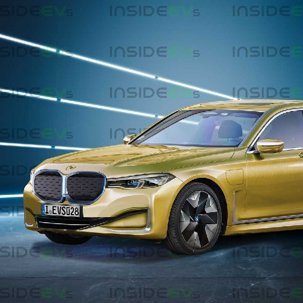 BMW Persiapkan i7 Untuk Lawan Mercy EQS