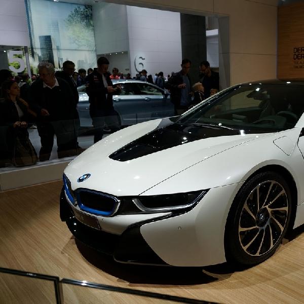 BMW i8 Siap Dikirim ke Konsumen Tahun Ini