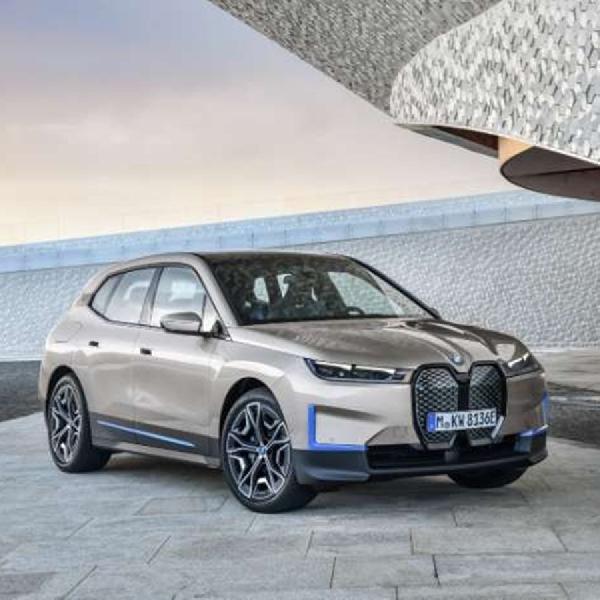 Kejar Target, BMW Tingkatkan Produksi Mobil Listrik