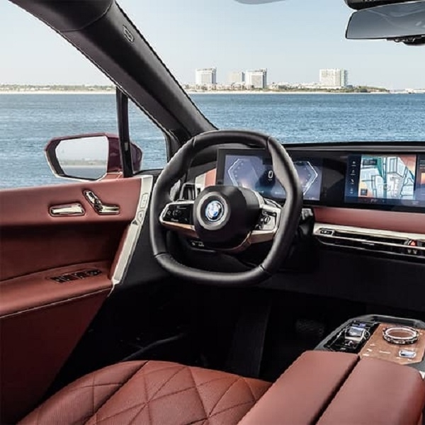 Saingi Tesla Cybertruck, Begini Wujud BMW iX EV Pick-up Versi Ute