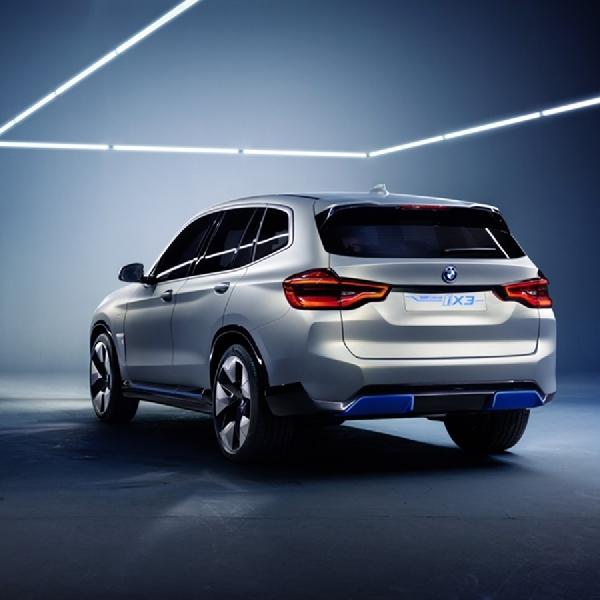 BMW: Harga Mobil Listrik Bisa Lebih Mahal dari Mobil Berbahan Bakar Biasa
