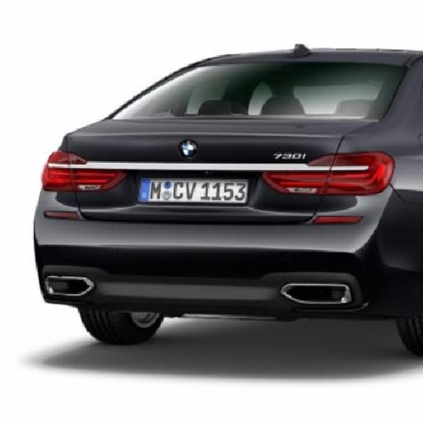 BMW Luncurkan Seri 7 di China dan Turki