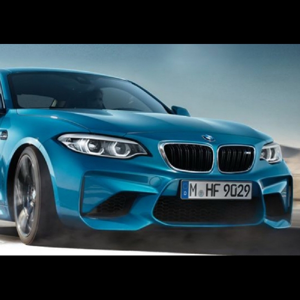 BMW M2 Facelift Bocor di Website Resmi