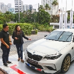 BMW Gelar Safety Driving Experience