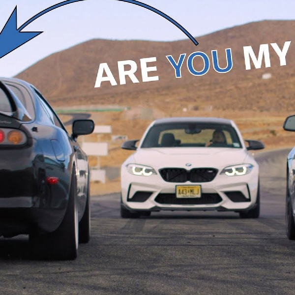 BMW M2 Sebagai Penerus Spiritual Supra Mk4 yang Lebih Baik