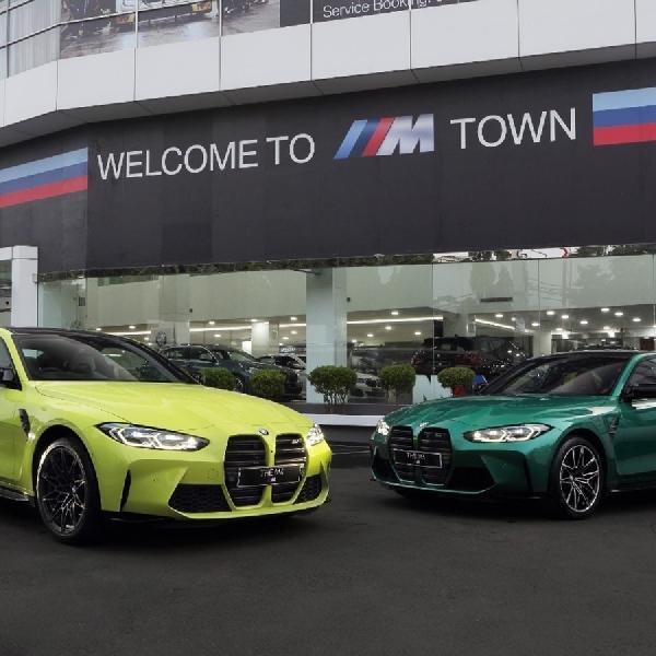 Teknologi Motorsport di BMW M3 dan M4 yang Baru