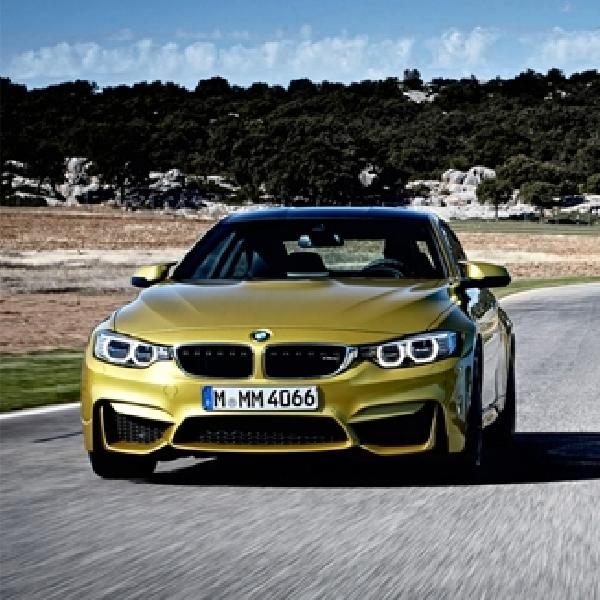 BMW M3 dan M4 Terbaru Direcall Karena Roda Belakang Berpotensi Rusak