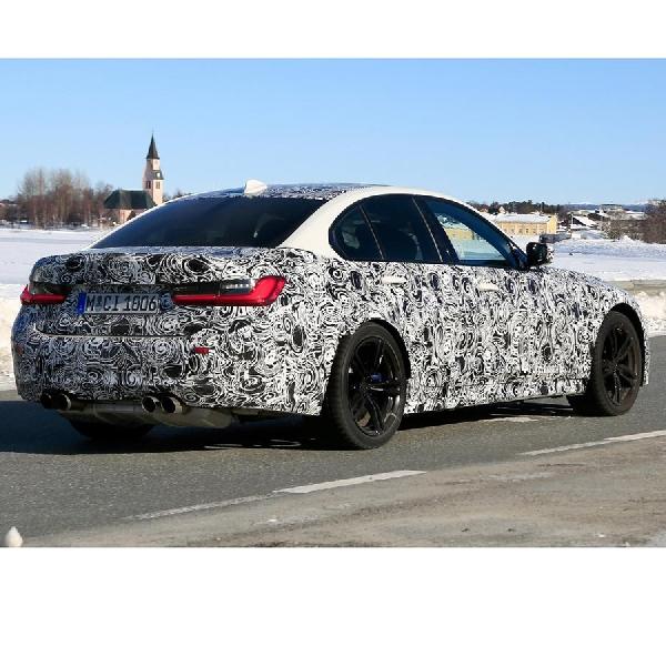 BMW M3 Terbaru Akan Memiliki Tenaga Lebih dari 500 DK