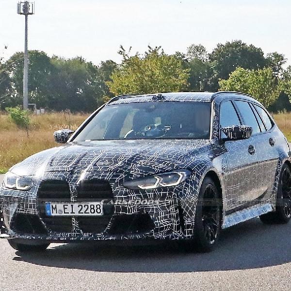 BMW M3 Touring Menjadi AWD, Khusus Spec Kompetisi