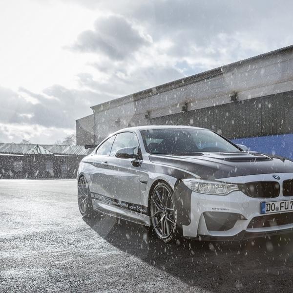 Tenaga Mesin BMW M4 Dapat Dieksplor Hingga 700 Horsepower