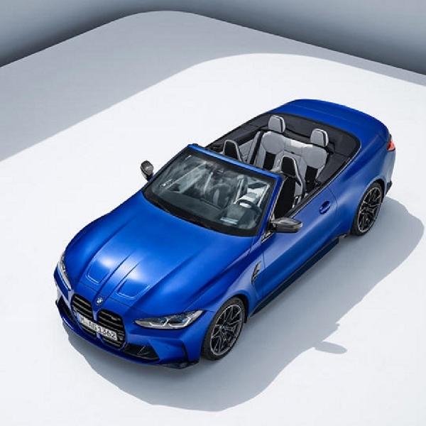 BMW M4 Competition Convertible 2022 Hadir Dengan Segala Keunggulan