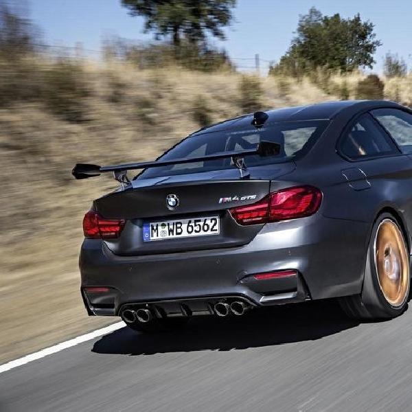BMW M4 Coupe GTS Diproduksi Hanya 5 Unit Perhari