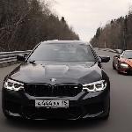 BMW M5 Tuning Coba Libas Mclaren 720S di Trek Lurus, Bisa?