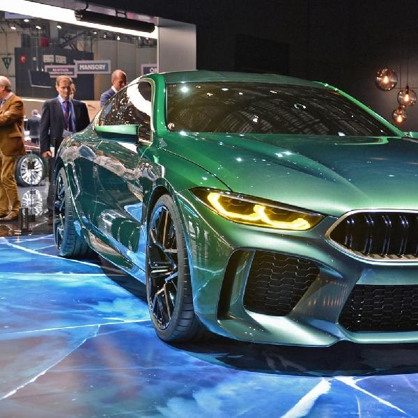 BMW M8 Akan Segera Gantikan Posisi M6 di Indonesia