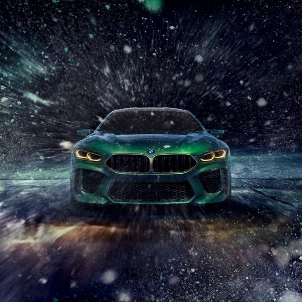 BMW M8 Gran Coupe Concept,  Usung Desain Sportiness dan Elegance