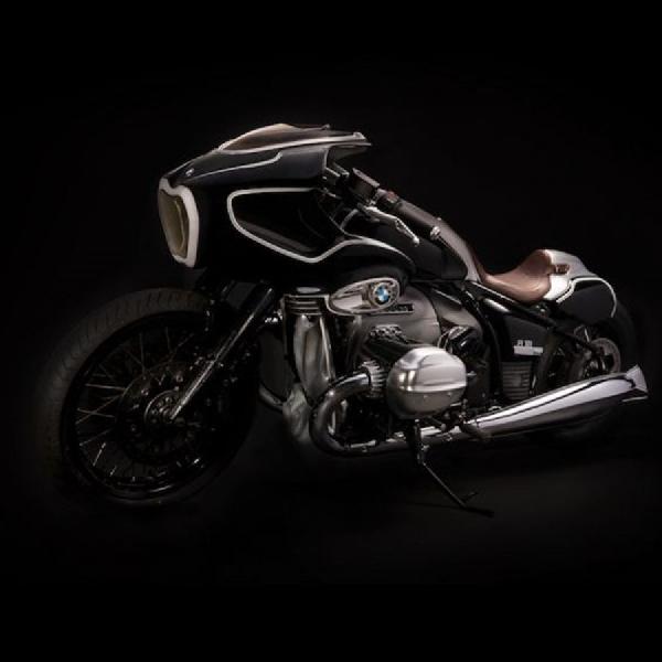BMW Motorrad Hadirkan Blechmann R18 Custom
