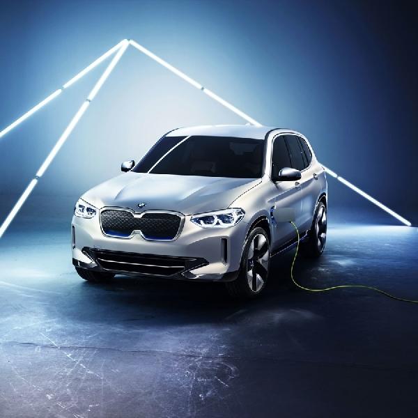BMW Jabarkan Rencana Kendaraan Listriknya