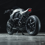 Vagabund: Gunakan BMW R Nine T Sebagai Karya Terbaik ke-15