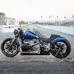 "Eksklusif! Kustomisasi Perdana BMW R18 ""Dragster"" dari Roland Sands Design"