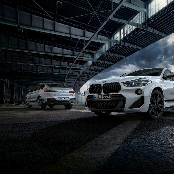 BMW Rilis Part M Performance untuk Model Crossover