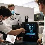 BMW S1000RR Cetakan Komponen 3D Langsung di Sirkuit