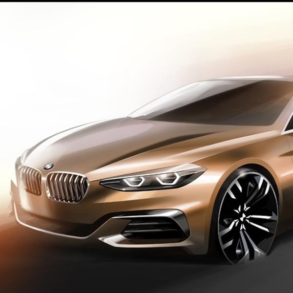 BMW Seri 2 Gran Coupe akan Lahir 2019 ?