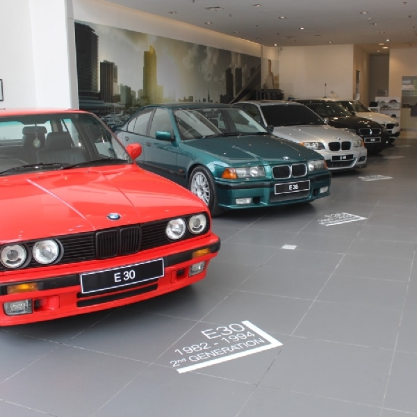 All New BMW Seri 3 Resmi Mendarat di Kota Medan