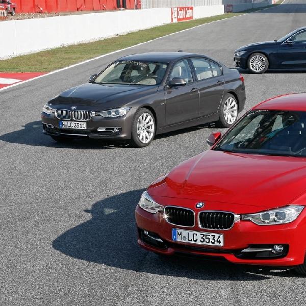 BMW Seri 3 Pimpin Penjualan Tahun 2015
