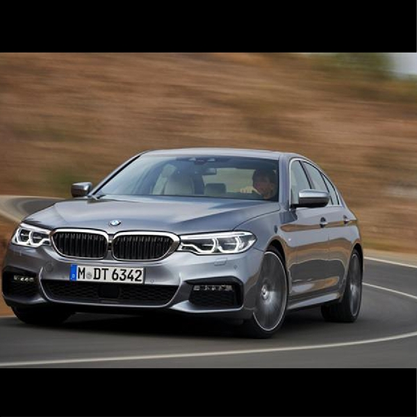 BMW Seri 5 Dijadikan Kendaraan untuk Patroli Polisi Australia