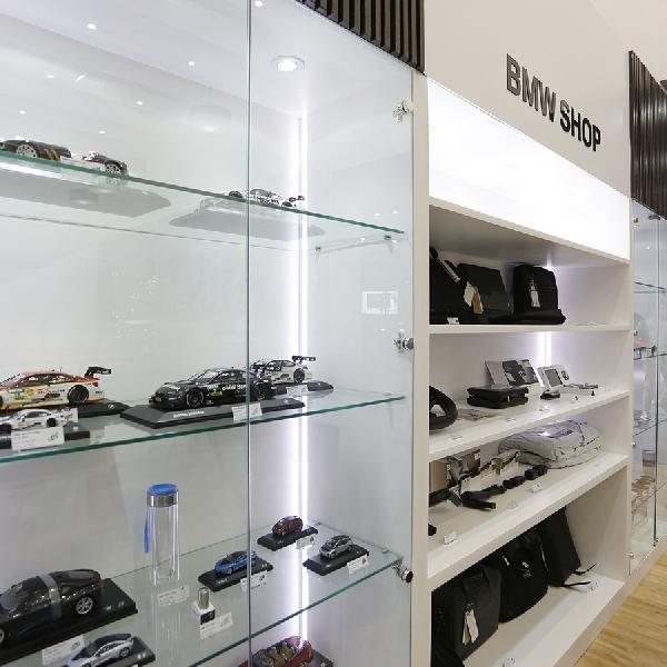 Beragam Produk Lifestyle Hadir di  Booth BMW IIMS 2019