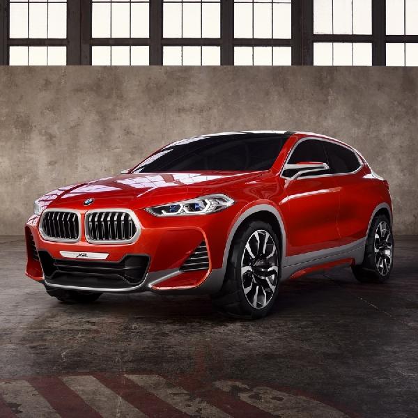 BMW Siapkan Jagoan Barunya SUV X2